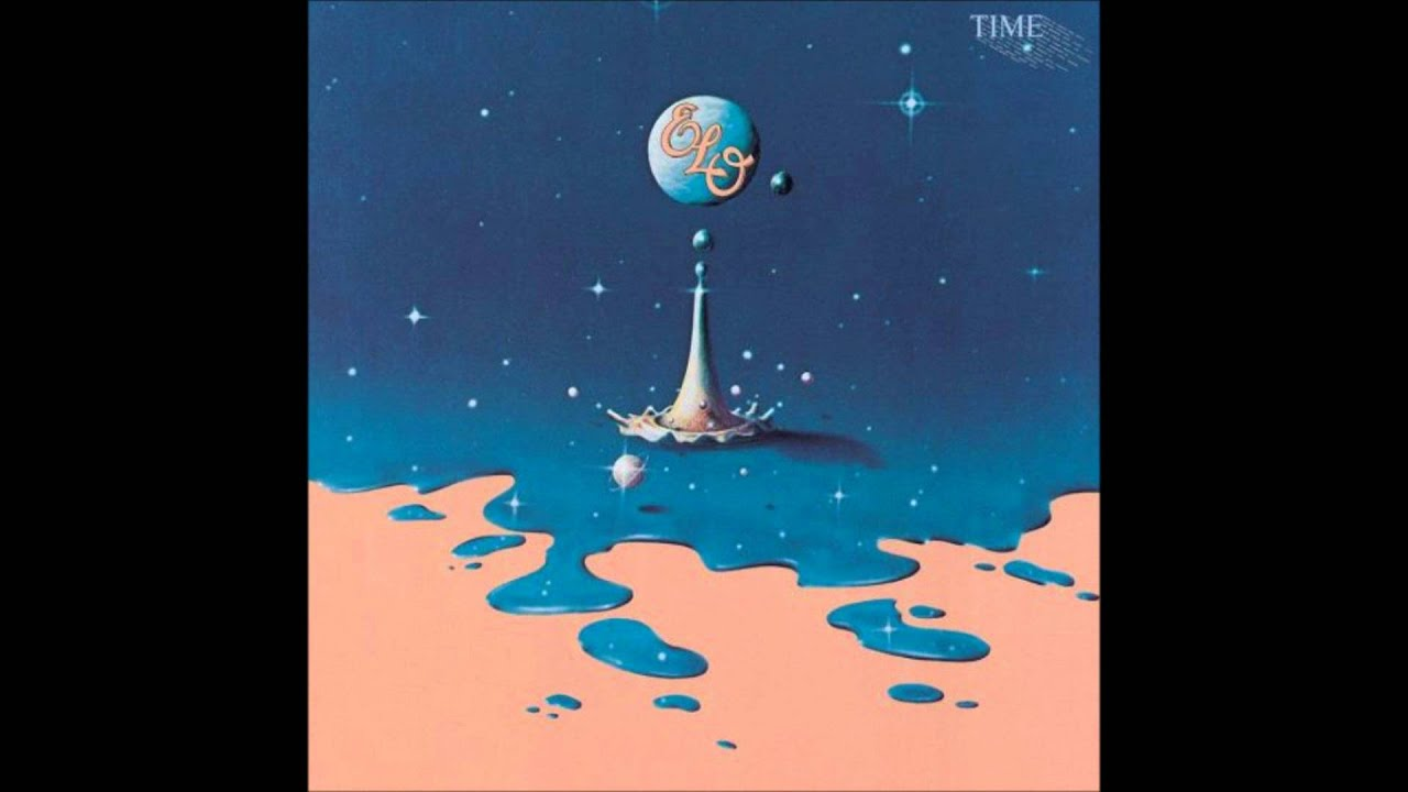 Elo Time Prologue Hd Vinyl Recording Youtube
