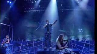 Iron Maiden-The Clansman (with Bruce Dickinson)