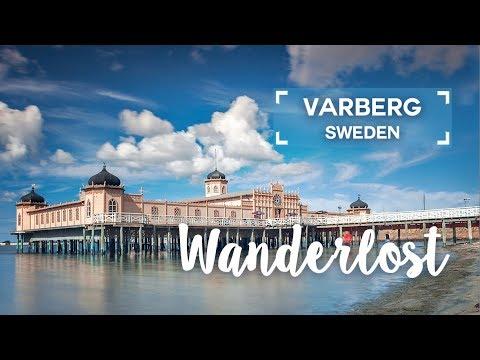 Exploring the cute seaside town of Varberg