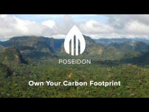 Poseidon - ICO. Сохранение планеты с помощью блокчейн.