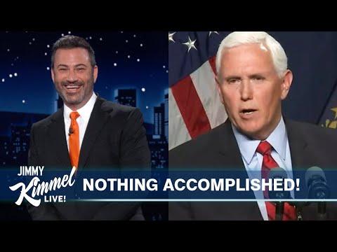 Trump & Pence Rift Lives On, Facebook Cancels Donny & No Evidence of Aliens!