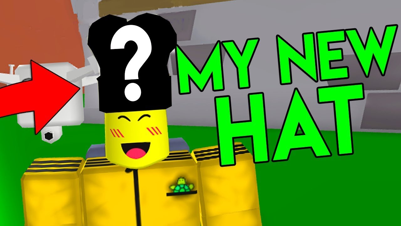 ROBLOX MINING SIMULATOR ADDED A HAT FOR ME! *LEGENDARY ...