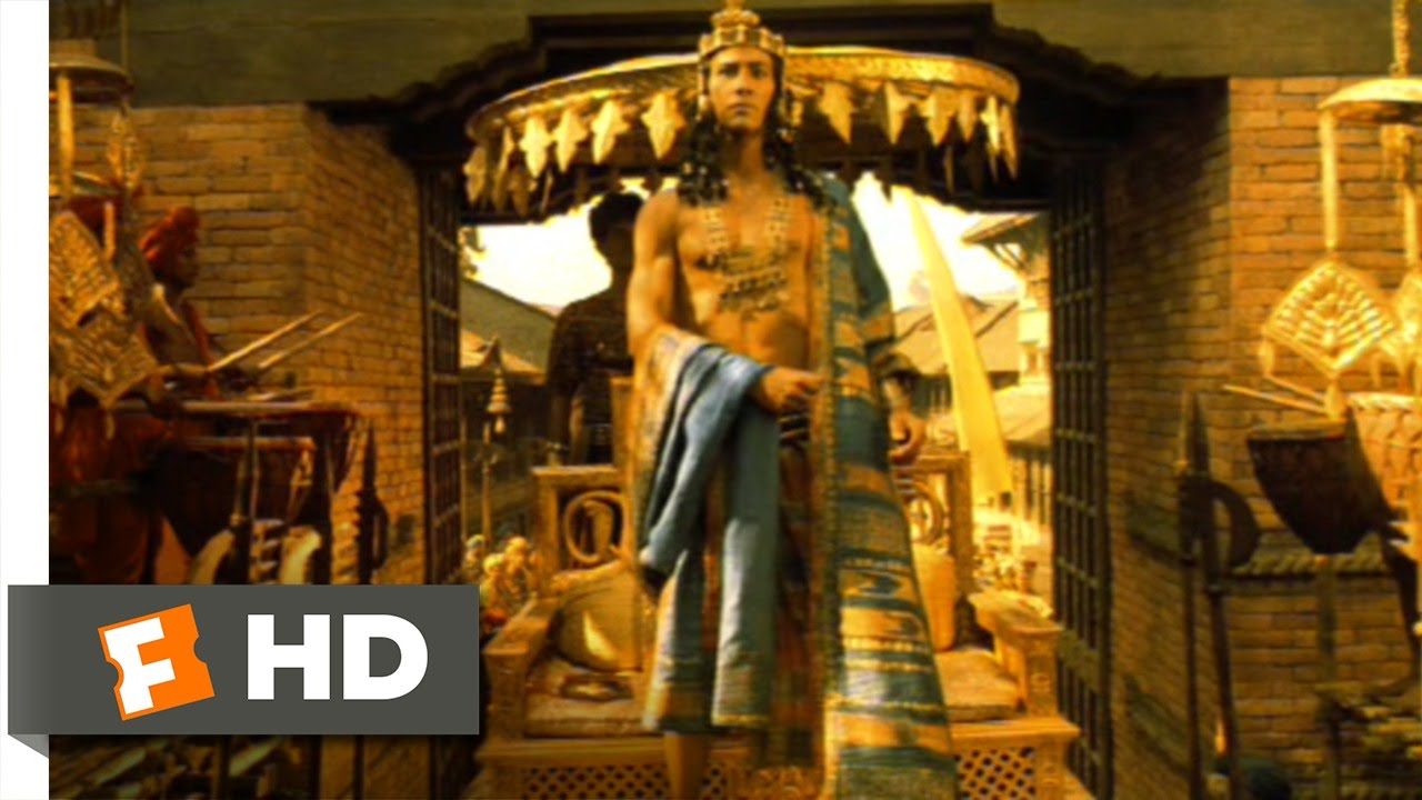 Little Buddha (6/12) Movie CLIP - Gates to the Kingdom