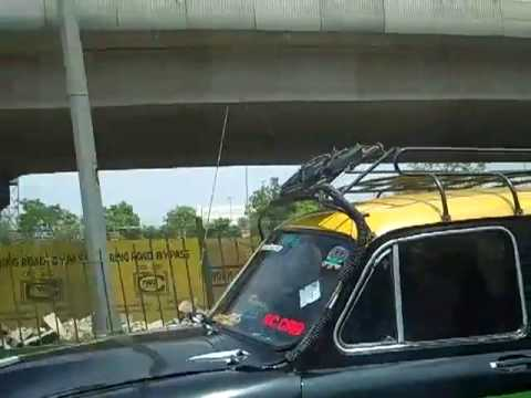 Car In India With Homemade Air Conditioner Youtube