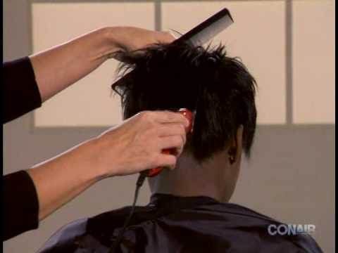 Popular Women S Hairstyle Made Easy By Conair How To Video For Pixie Cut Youtube