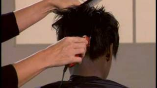 Popular women's hairstyle made easy by Conair - How-to video for pixie cut