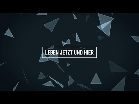 HILLSONG WORSHIP - Leben jetzt und hier / This is Living (Lyric Video German)