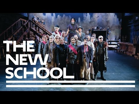 The New School's College of Performing Arts Presents