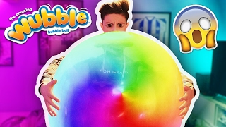 THIS WUBBLE BUBBLE CAN NOT BE POPPED!! (IMPOSSIBLE CHALLENGE) 😮😱 Wubble Bubble EXPERIMENT