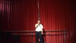 Publication Date: 2018-06-05   Video Title: 中華傳道會劉永生中學 sing con 獨唱 5A 鄭曜德