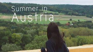 AUSTRIA VLOG PART #1 || Vienna, Wachau Valley...