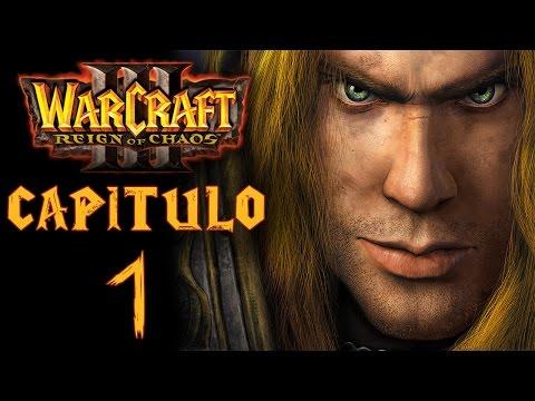 """Warcraft III: Reign of Chaos - El Azote de Lordaeron - Capítulo 1: """"La defensa de Strahnbrad"""""""