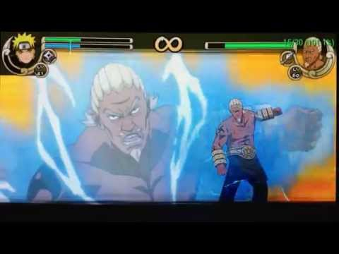 PSSPP Setting for Naruto Shippuden : Ultimate Ninja Impact