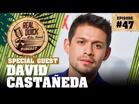 EP #47 - David Castañeda From Netflix's Umbrella Academy