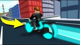 *Roblox Jailbreak New Update* Race - New 1 milion Torn Bike vs Bugatti vs Ferrari *+7k*