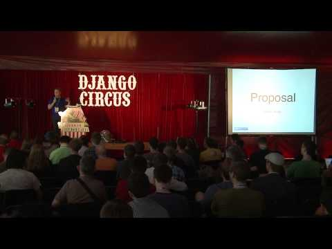 Image from DjangoCon EU 2013: Jacob Burch - Having Your Pony and Committing It Too