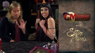 New Players (GM Tips with Satine Phoenix)