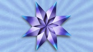 Origami Diamond Star (Francesco Guarnieri)