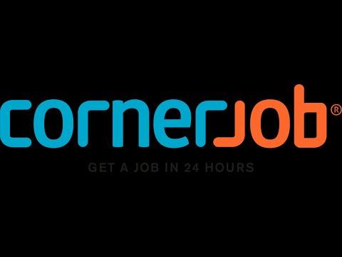Corner Job App per trovare lavoro