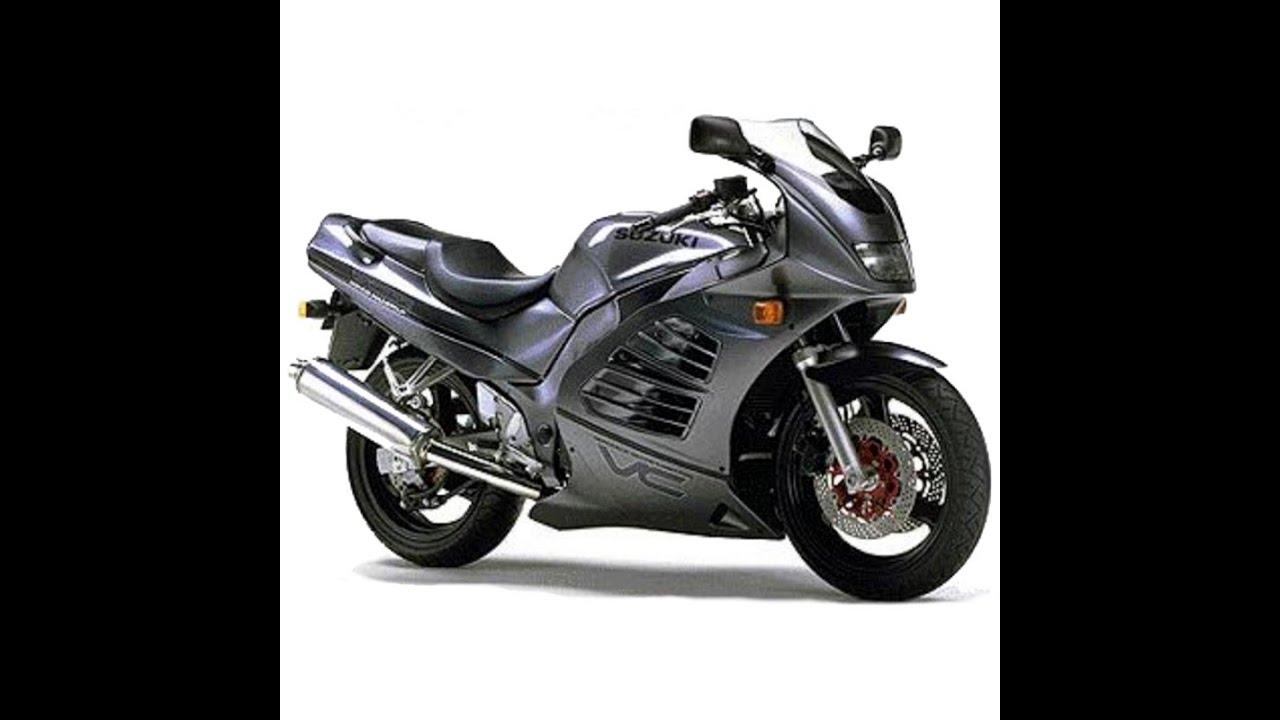 Suzuki Rf600 Rp Rr Rs Rt Rv Service Manual Repair Manual Wiring Diagrams Youtube