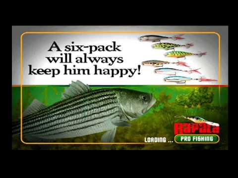 Rapala Pro Fishing -- Gameplay (PS2)