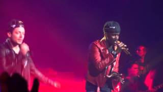 Black M ft. Kev Adams - Genève 18.10.15 - le prince Aladin