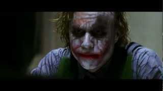 Le Costole di Eva - Interrogatorio Joker tratto dal film Il Cavaliere Oscuro