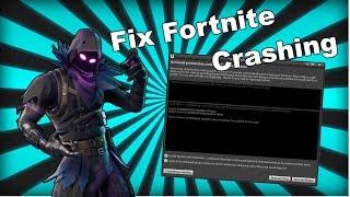 Fortnite How to Fix Crashing/Freezing! (UE4-FortniteGame or Error 0xc00007b) *WORKING IN SEASON 7*