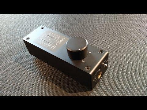 Z Review - Micca OriGen 32bit DSD DAC/AMP