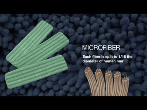 Microfiber and Advantage Cleaning System