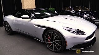 2018 Aston Martin DB11 V12 Coupe - Exterior and Interior Walkaround - 2018 Montreal Auto Show