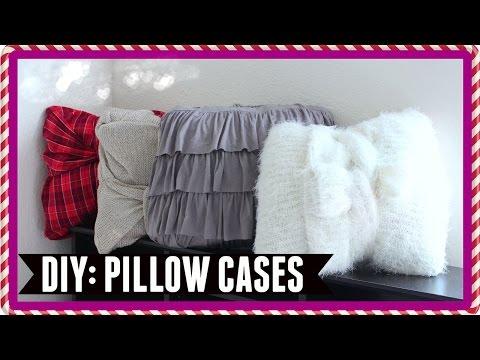 DIY: Clothes to Pillowcase (No Sew) Clothing Hack