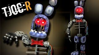 How to make IGNITED BONNIE (LED Eyes) ★ TJOC:R  ➤Polymer clay Tutorial Giovy thumbnail