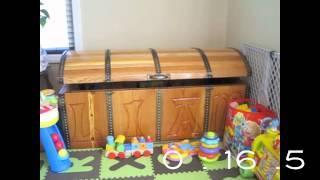 Liam's Custom Toybox - Lid Closing