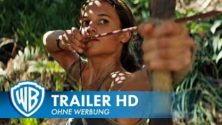 TOMB RAIDER - Trailer #5 Deutsch HD German (2018)