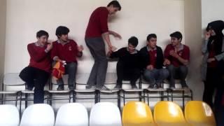 Erdoğan Akdağ Tribünleri Meksika Dalgası Şov