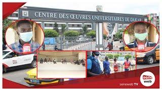 [ Taxaw Seetlu ] Reprise Des Cours à UCAD : La Pandémie De Covid-19 \