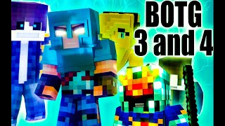 Download Battle of the Glitches Part 3 and 4 / Minecraft Songs and Animation Mp3 and Videos
