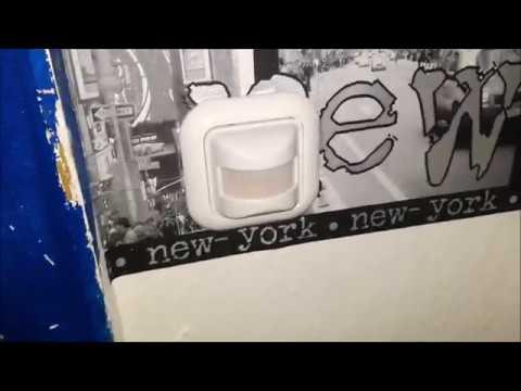Installation Unterputz Bewegungsmelder Rev Typ 136301 C Youtube