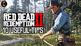 Red Dead Redemption 2: 10 Useful Tips & Tricks