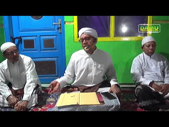 Kajian Kitab Majaalisuts Tsaniyyah 2020-01-10