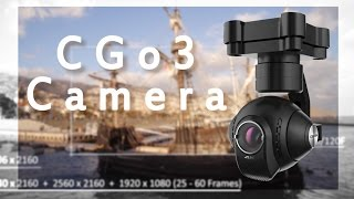 CGO 3 - 4K Camera Pixel and Sensor Test (Copter Cam of Yuneec Q500+ and Typhoon H)