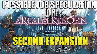 (PRE STORMBLOOD ANNOUNCEMENT) Possible Jobs for FFXIV's Second Expansions