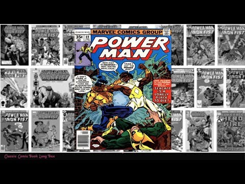 "Power Man: vol 1 #49, "" SeaGate is a Lonely Place To Die!"" (Un-timed)"