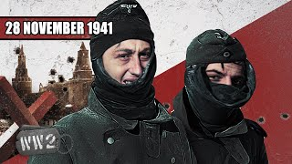 Winter is here? The Germans can see Moscow - WW2 - 118 - November 28, 1941