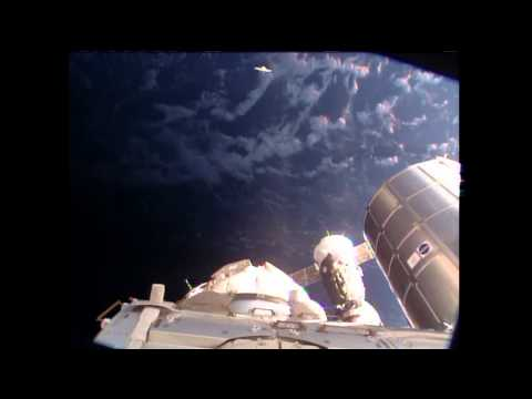 New Cargo Ship, New Supplies for ISS