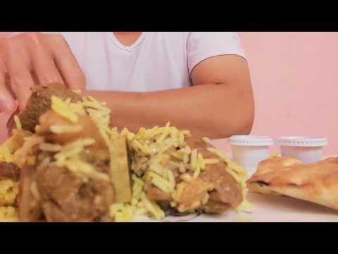 Hashi ( Camel Meat ) | The Ultimate Arabian Food Mukbang