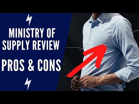 Ministry Of Supply Review   Shirt & Chino  Pros + Cons