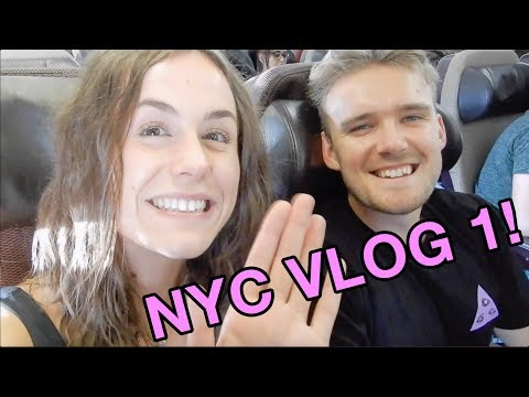 NYC VLOG 1 | MACY'S, 5TH AVE & LIQUOR STORE SHOPPING!