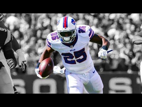 "LeSean McCoy || ""Angels"" ᴴᴰ || 2015 Buffalo Bills Highlights"